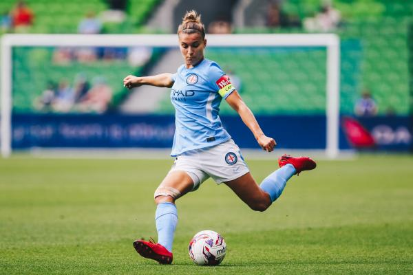 Welcome back Steph Catley