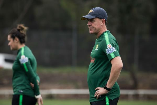 Stajcic: Westfield Matildas are fuelling growth of the game