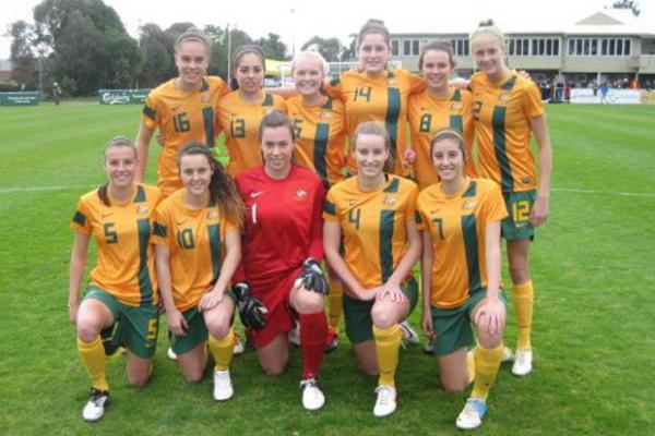 Young Matildas name squad for AFC U-19 Championship