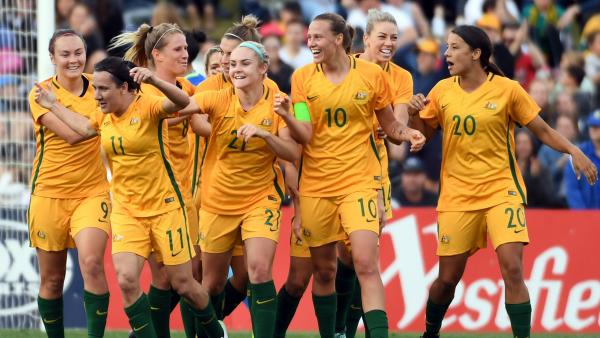 The Westfield Matildas recorded an impressive 2-1 win over Brazil on Saturday afternoon.