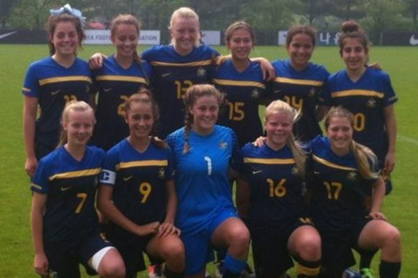Australian U-17 Women's training squad named