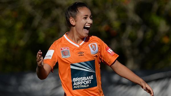Roar's Sunny Franco netted five goals against Singapore.