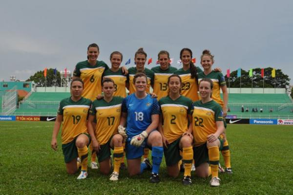 Westfield Young Matildas downed by DPR Korea