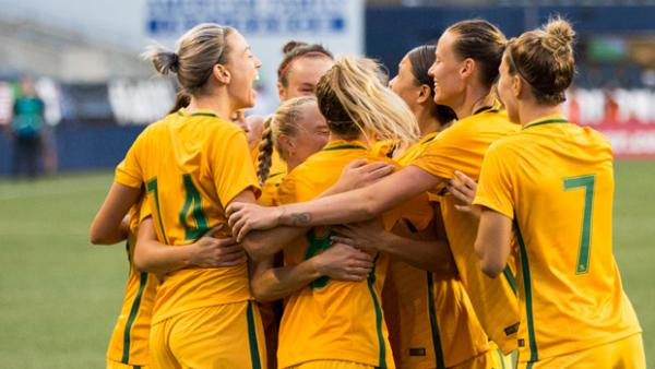 Westfield Matildas clash with Brazil in Penrith is officially a sell-out.