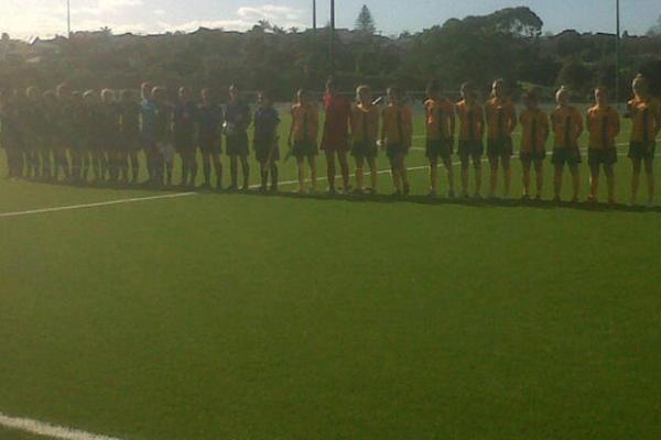 Young Matildas growing in confidence