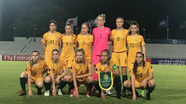 The Westfield Junior Matildas kicked off their AFC U-16 Women's Championship campaign with a loss to Japan.