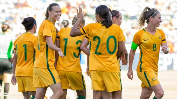 The Westfield Matildas have jumped in the latest FIFA rankings released for September.