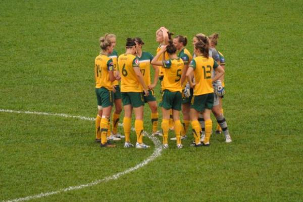 Westfield Young Matildas fall to China