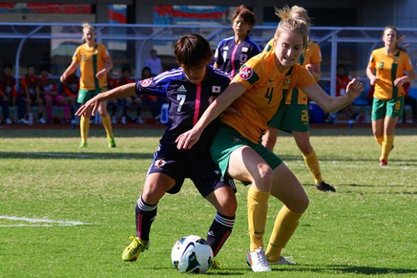 Young Matildas go down to Japan at U19 AFC Championships