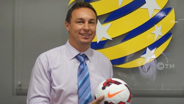 Westfield Women's under-17 coach Ante Juric.